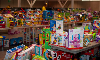 Ace Ticket donates $10K to City of Boston Annual Holiday Toy Drive