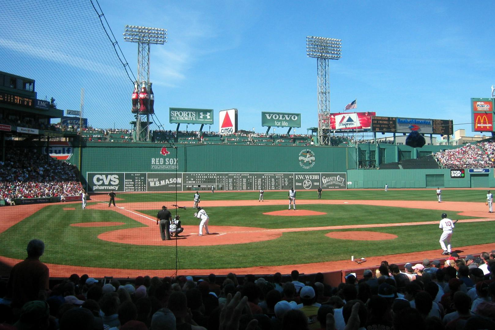 ACE Ticket Honors US Military at Red Sox Game