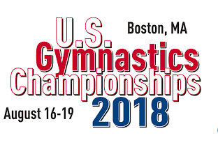 Boston Hosts 2018 U.S. Gymnastic Championships